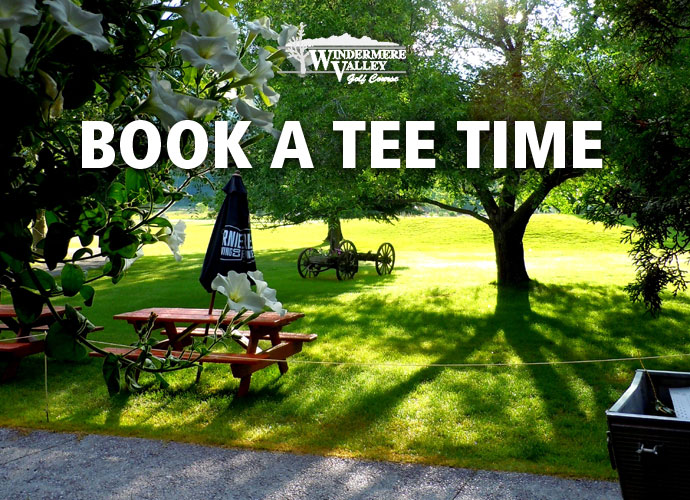 Book a Tee Time at Windermere Valley Golf Course